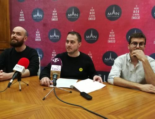 El talent vallenc s'integra en la producció audiovisual del Museu Casteller de Catalunya