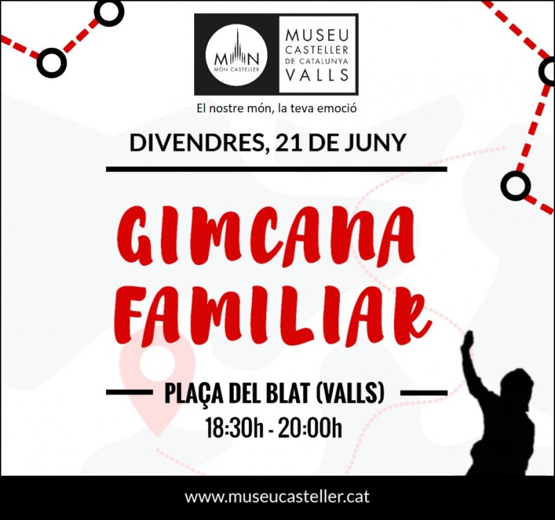 Gimcana familiar MCC